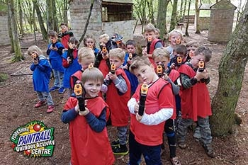 Kids Laser Tag York